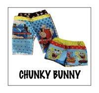CHUNKY BUNNY☆2styleヒップハンガーパンツ  (型紙/仕様書あり)