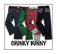 CHUNKY BUNNY☆4style9wayスリムパンツ  (型紙/仕様書あり)