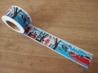 マスキングテープ: 絵本シリーズ ミイと海(15m1巻)