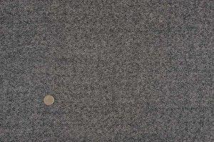 画像1: セレクト生地:ローゲージ霜降り裏毛(ブラック)
