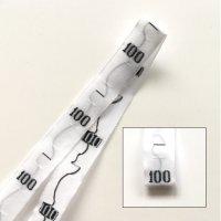 サイズタグ:サイズタグ9mm巾10枚組