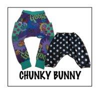 CHUNKY BUNNY☆2styleサルエルパンツ  (型紙/仕様書あり)