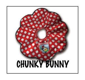 画像1: CHUNKY BUNNY☆リバーシブルサーキュラースカート  (型紙/仕様書あり)